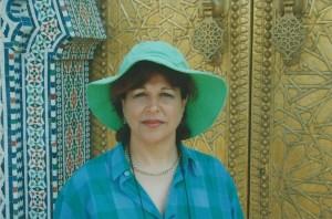 מדריכת טיולים למרוקו